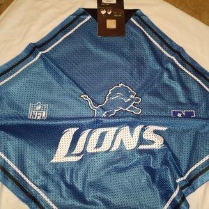 Detroit Lions Jersey mesh Bandana Headband